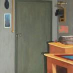 La porte verte © ADIN