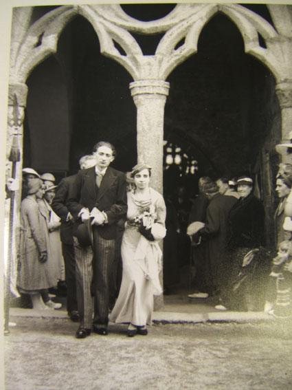 Mariage-de-Madeleine-Denis-et-Jean-Follain,-13-aout-1934,-a-Perros-Guirec-Copyright-IMEC
