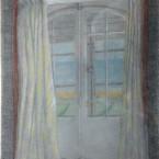 Fenetre aux rideaux © ADIN